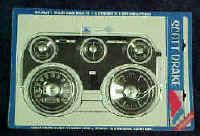 72 73 MUSTANG MACH 1 79-82 MUSTANG GT NOS DOOR LATCH STRIKER BOLT D2AZ-6522008-A